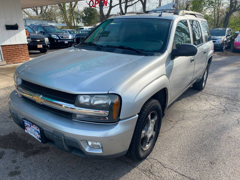 2005 Chevrolet TrailBlazer EXT for sale at New Wheels in Glendale Heights IL