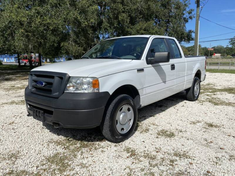 2008 Ford F-150 for sale at REDLINE MOTORGROUP INC in Jacksonville FL