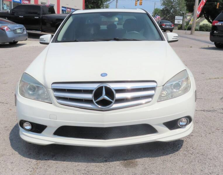 2010 Mercedes-Benz C-Class for sale at RIVERSIDE CUSTOM AUTOMOTIVE in Mc Minnville TN