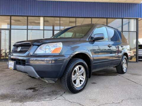2003 Honda Pilot for sale at South Commercial Auto Sales in Salem OR
