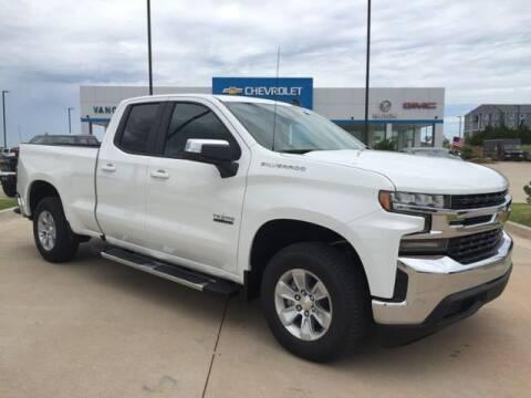 2020 Chevrolet Silverado 1500 for sale at Vance Fleet Services in Guthrie OK