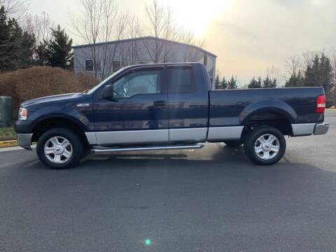 2004 Ford F-150 for sale at Dreams Auto Group LLC in Sterling VA