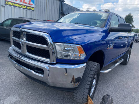 2015 RAM Ram Pickup 2500 for sale at Ball Pre-owned Auto in Terra Alta WV