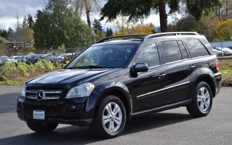 2009 Mercedes-Benz GL-Class for sale at Skyline Motors Auto Sales in Tacoma WA