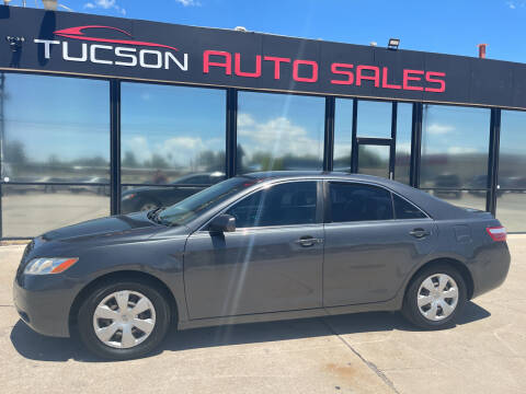 2008 Toyota Camry for sale at Tucson Auto Sales in Tucson AZ