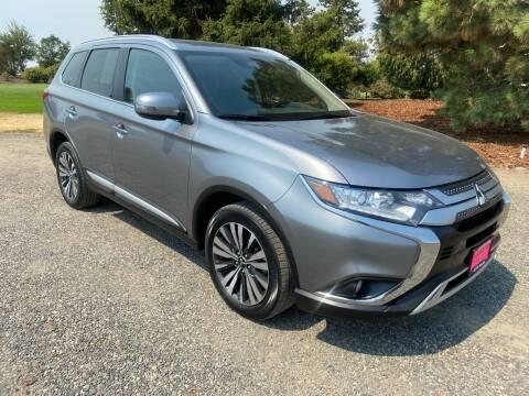 2020 Mitsubishi Outlander for sale at Clarkston Auto Sales in Clarkston WA