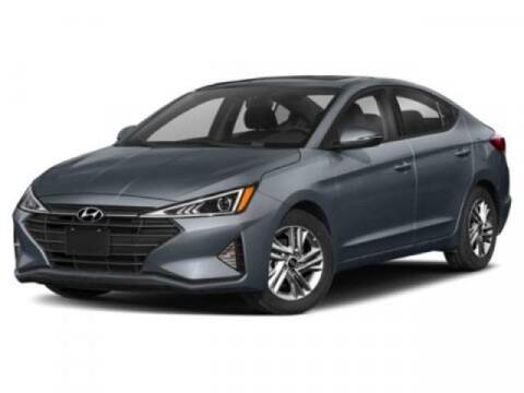 2019 Hyundai Elantra for sale at JEFF HAAS MAZDA in Houston TX