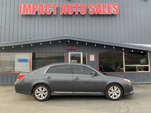 2012 Toyota Avalon for sale at Impact Auto Sales in Wenatchee WA