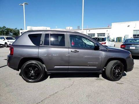 2016 Jeep Compass for sale at Hawk Chevrolet of Bridgeview in Bridgeview IL