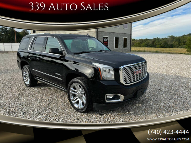 2017 GMC Yukon for sale at 339 Auto Sales in Belpre OH