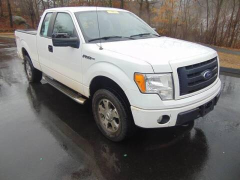 2010 Ford F-150 for sale at Lakewood Auto in Waterbury CT