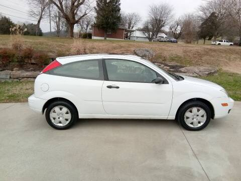 2007 Ford Focus for sale at HIGHWAY 12 MOTORSPORTS in Nashville TN