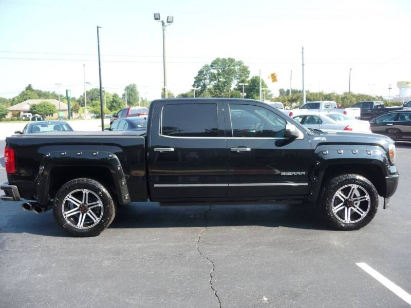 2015 GMC Sierra 1500 for sale at Wade Hampton Auto Mart in Greer SC