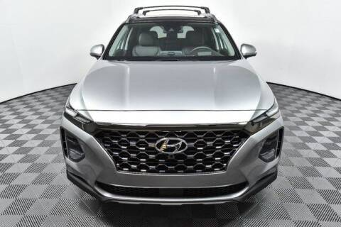 2020 Hyundai Santa Fe for sale at Southern Auto Solutions - Georgia Car Finder - Southern Auto Solutions-Jim Ellis Hyundai in Marietta GA