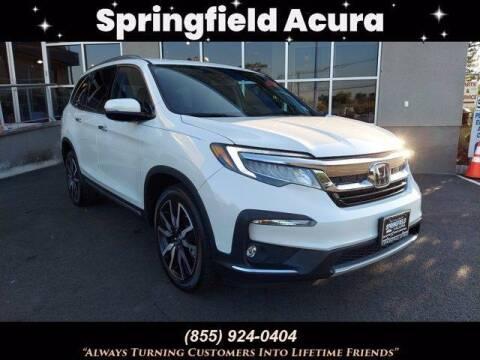 2020 Honda Pilot for sale at SPRINGFIELD ACURA in Springfield NJ