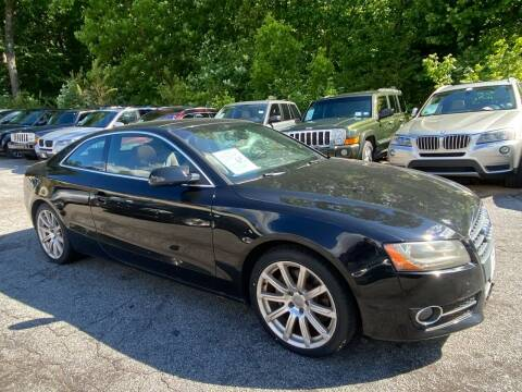 2011 Audi A5 for sale at Car Online in Roswell GA