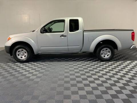 2018 Nissan Frontier for sale at SIRIUS MOTORS INC in Monroe OH