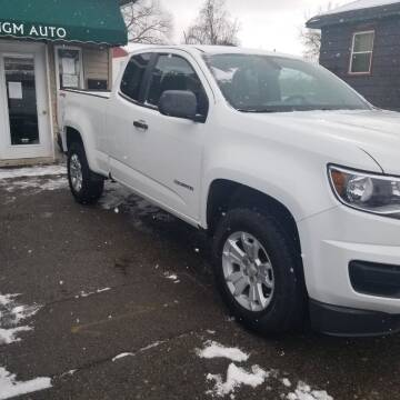 2016 Chevrolet Colorado for sale at MGM Auto Sales in Cortland NY
