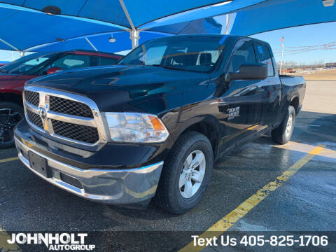 2019 RAM Ram Pickup 1500 Classic for sale at JOHN HOLT AUTO GROUP, INC. in Chickasha OK