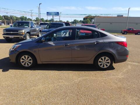 2015 Hyundai Accent for sale at Frontline Auto Sales in Martin TN
