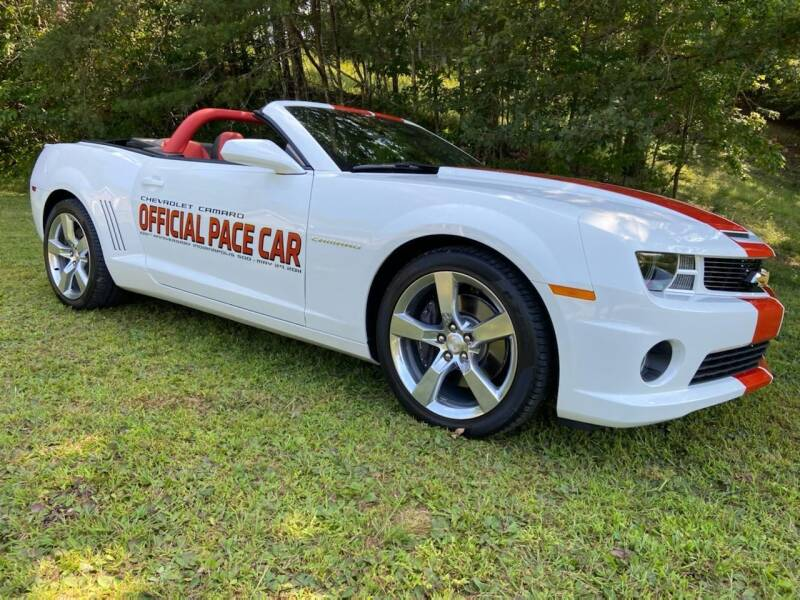 2011 Chevrolet Camaro for sale at Buddy's Auto Inc in Pendleton SC