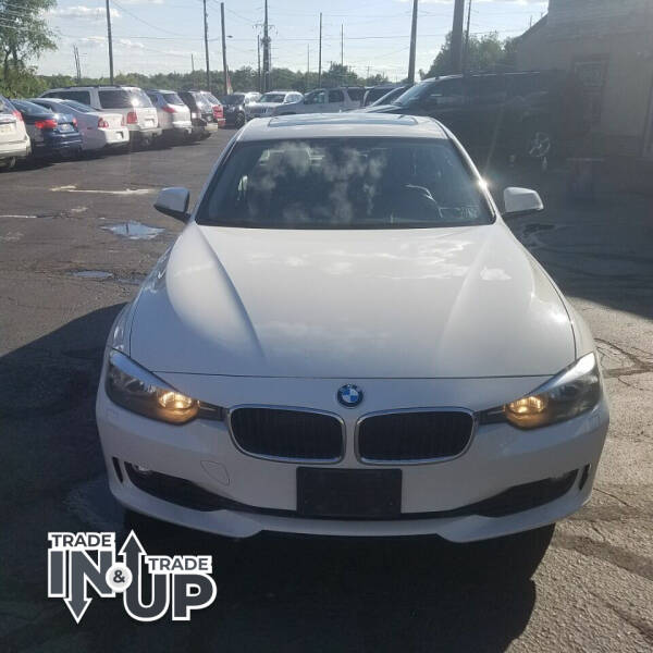 2014 BMW 3 Series for sale at Albi's Auto Service and Sales in Archbald PA