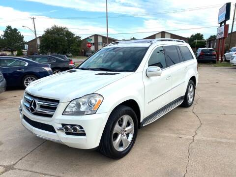 2010 Mercedes-Benz GL-Class for sale at Car Gallery in Oklahoma City OK