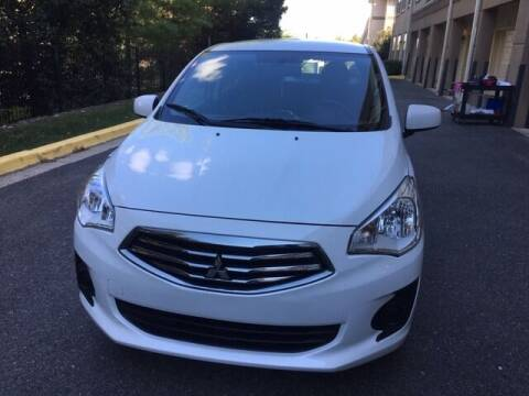 2019 Mitsubishi Mirage G4 for sale at Montrose Motors MD in Rockville MD