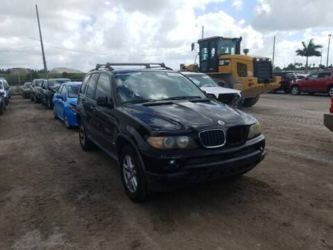 2005 BMW X5 for sale at Auto Brokers of Jacksonville in Jacksonville FL