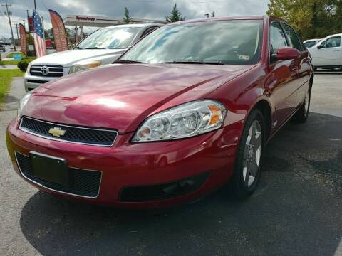 2007 Chevrolet Impala for sale at Regional Auto Sales in Madison Heights VA