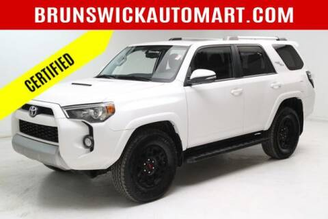2018 Toyota 4Runner for sale at Brunswick Auto Mart in Brunswick OH