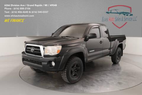 2008 Toyota Tacoma for sale at Elvis Auto Sales LLC in Grand Rapids MI