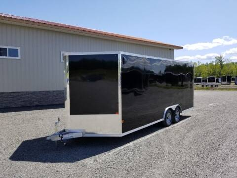 2020 Cargo Pro 8.5x20+3 7K for sale at Trailer World in Brookfield NS