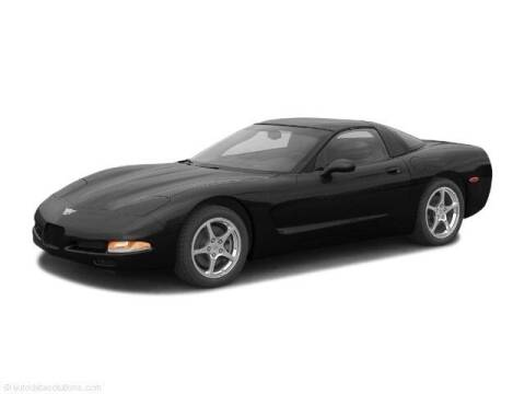 2004 Chevrolet Corvette for sale at Terry Lee Hyundai in Noblesville IN