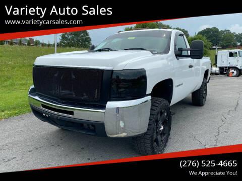 2008 Chevrolet Silverado 3500HD for sale at Variety Auto Sales in Abingdon VA