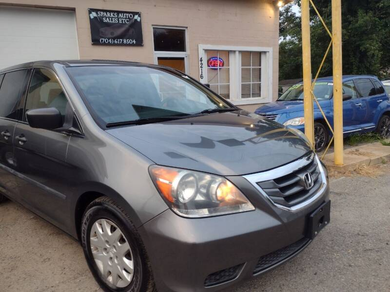 2009 Honda Odyssey for sale at Sparks Auto Sales Etc in Alexis NC