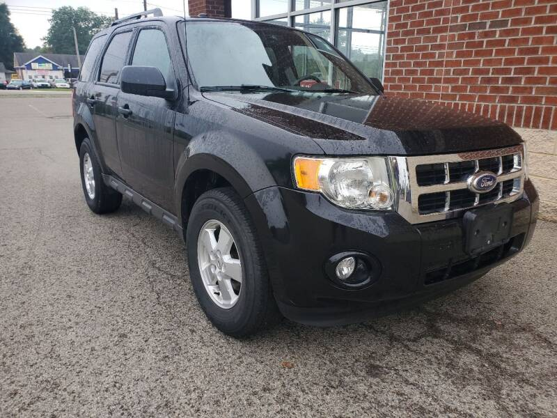 2010 Ford Escape for sale at Auto Pros in Youngstown OH