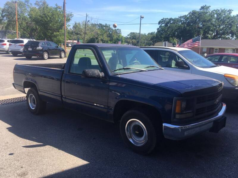 1995 Chevrolet C/K 1500 Series for sale at Gulf South Automotive in Pensacola FL