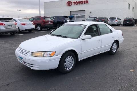 1999 Toyota Camry for sale at Cannon Falls Auto Sales in Cannon Falls MN