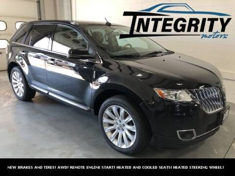 2013 Lincoln MKX for sale at Integrity Motors, Inc. in Fond Du Lac WI