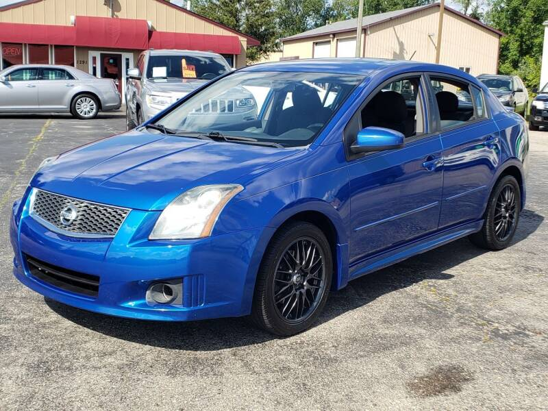 2008 Nissan Sentra for sale at Thompson Motors in Lapeer MI