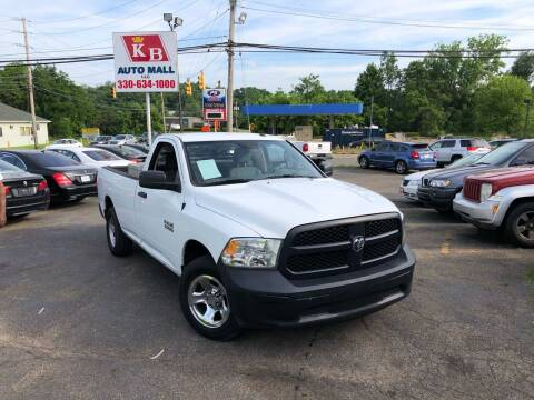 2014 RAM Ram Pickup 1500 for sale at KB Auto Mall LLC in Akron OH