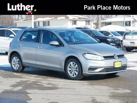 2018 Volkswagen Golf for sale at Park Place Motor Cars in Rochester MN