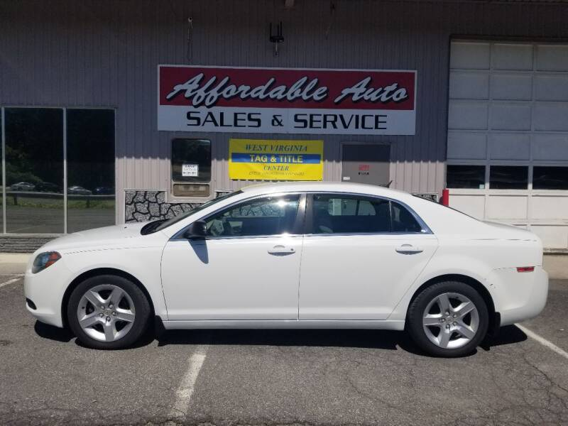 2011 Chevrolet Malibu for sale at Affordable Auto Sales & Service in Berkeley Springs WV