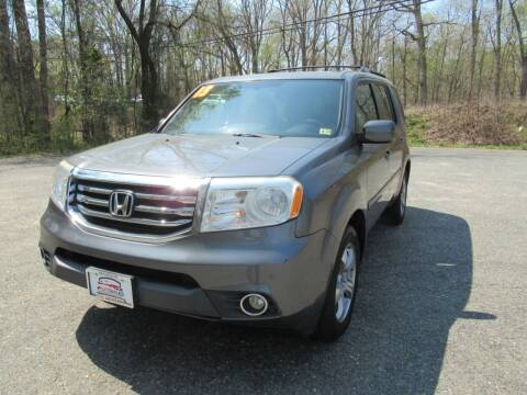 2013 Honda Pilot for sale at 4Auto Sales, Inc. in Fredericksburg VA