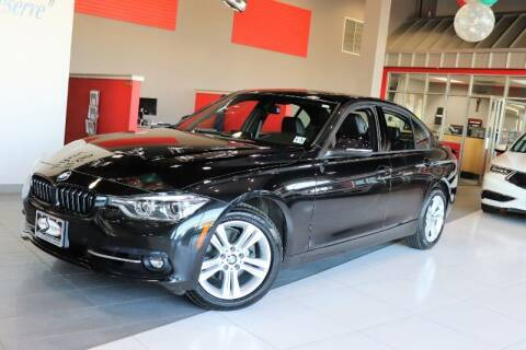2016 BMW 3 Series for sale at Quality Auto Center of Springfield in Springfield NJ