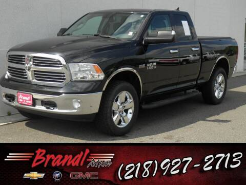 2016 RAM Ram Pickup 1500 for sale at Brandl GM in Aitkin MN