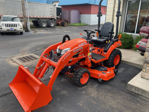 2020 Kubota BX2680 for sale at Singer Auto Sales in Caldwell OH