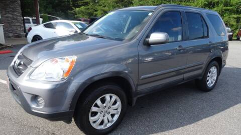 2005 Honda CR-V for sale at Driven Pre-Owned in Lenoir NC