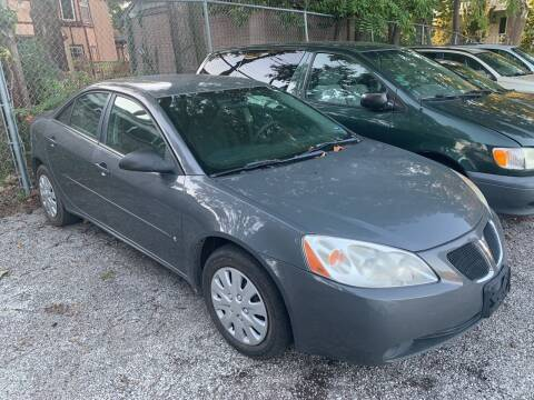 2007 Pontiac G6 for sale at Cars Now KC in Kansas City MO